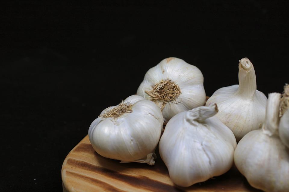 Garlic Chop