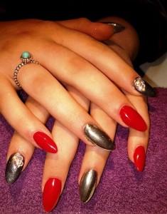 'Great Gatsby' Nails