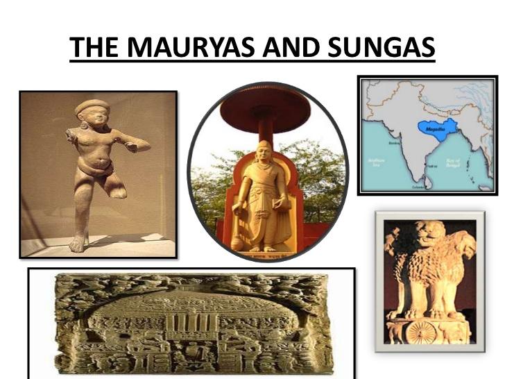 MAYURA AND SUNGA