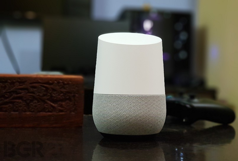 Enabling Hindi on Google Home