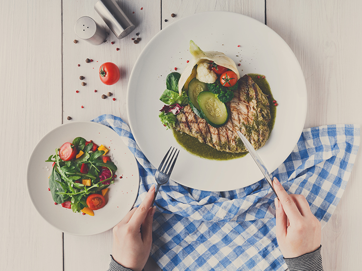 Increase nutritious diet with resistance