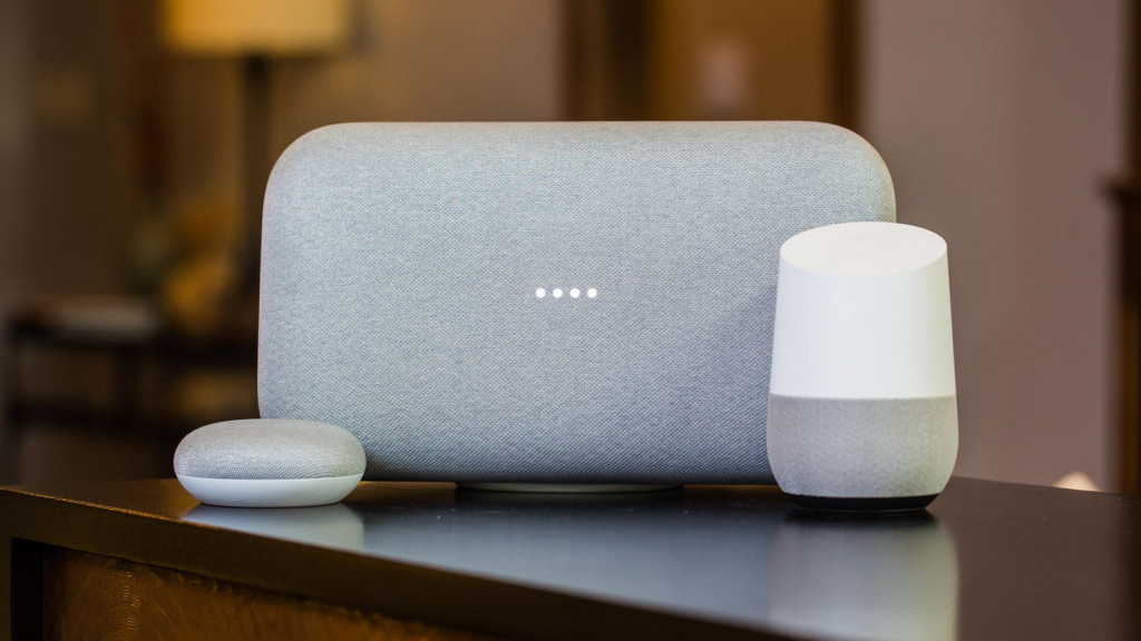 WHAT IS GOOGLE HOME MAX