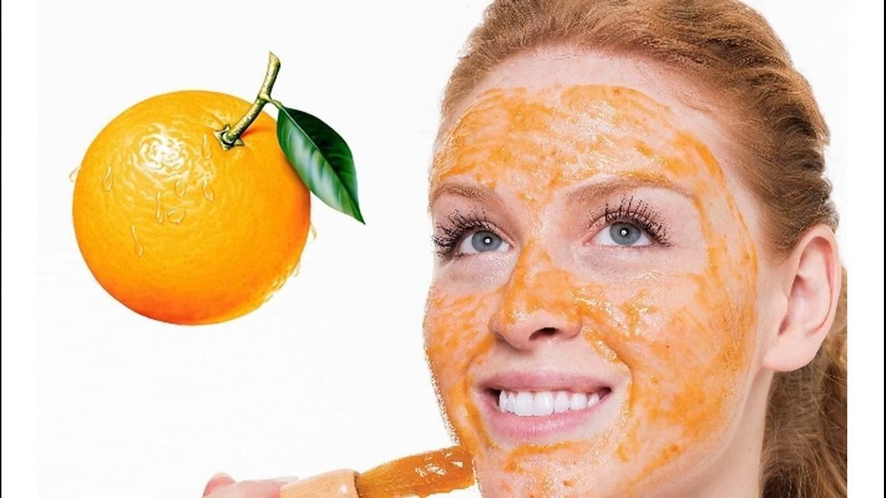 Benefits Of Orange Peel For Skin