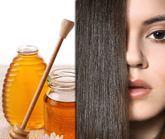 Benefits Of Raw Honey For hair
