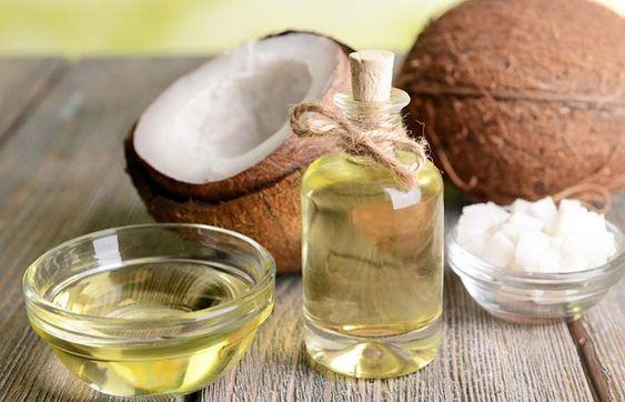 Castor Oil & Coconut Oil