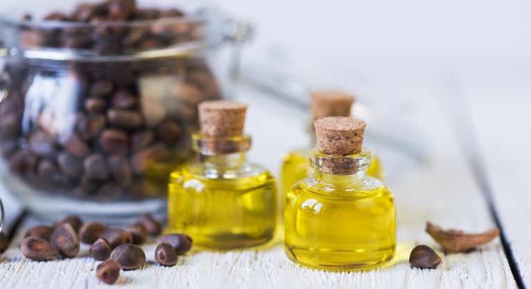 Castor Oil & Olive Oil
