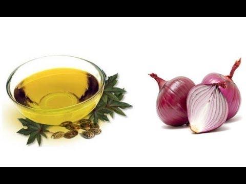 Castor Oil & Onion