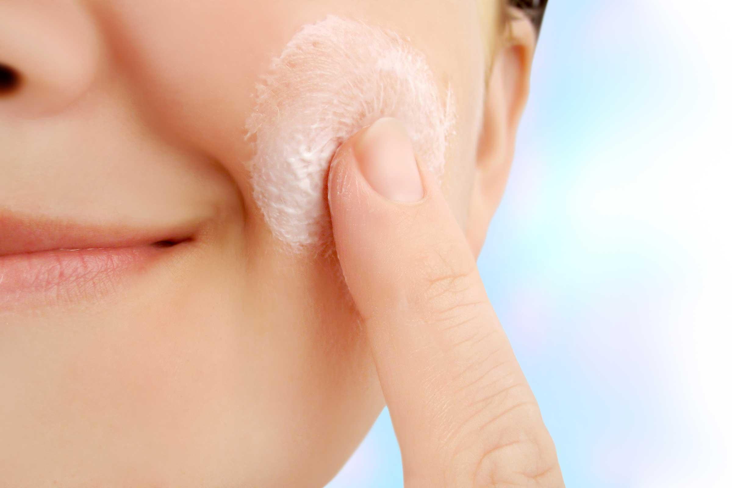 Dry Skin Moisture