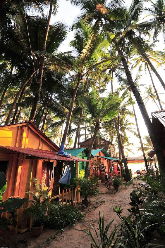 Goa, The smallest state in India
