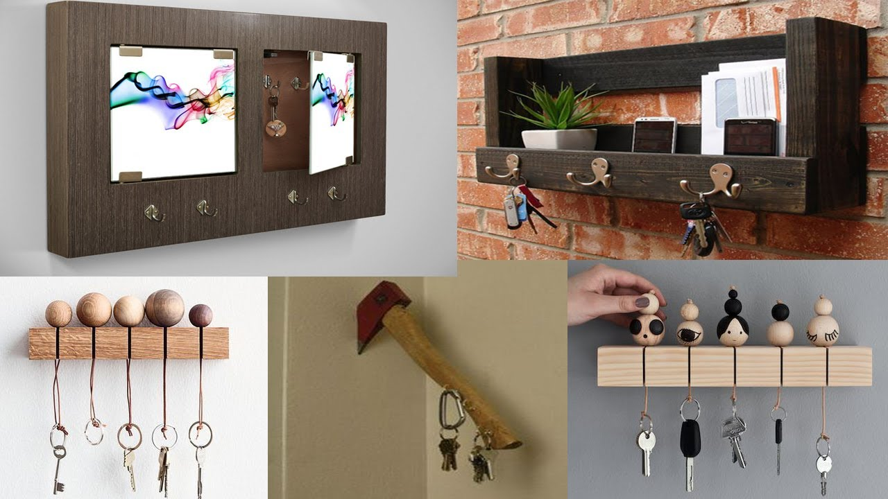 Personalized Key Holder