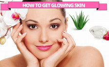 Prepare Pack With Glycerin And Rosewater For Face