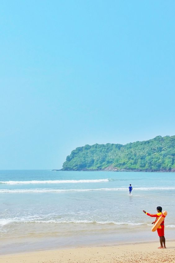 Sikrim Beach