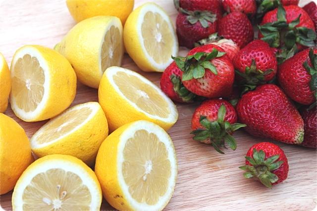 Strawberries & Lemon