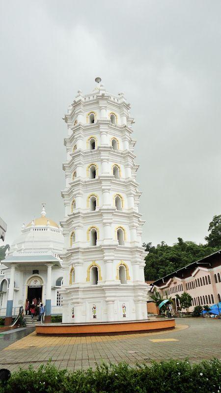 Temple Of Mangeshi