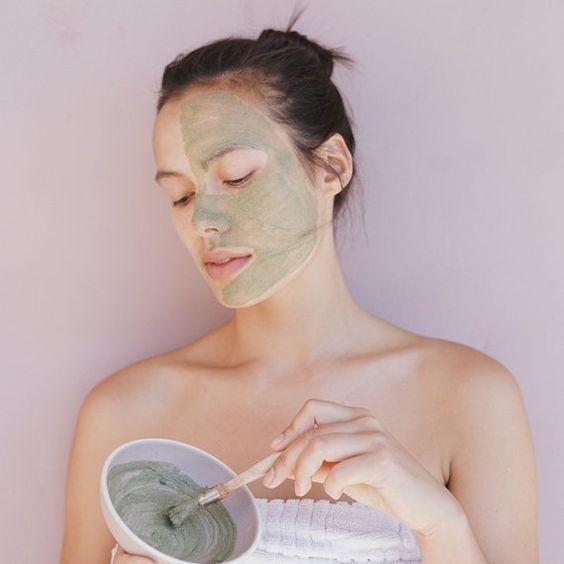 benefits of green tea for skin