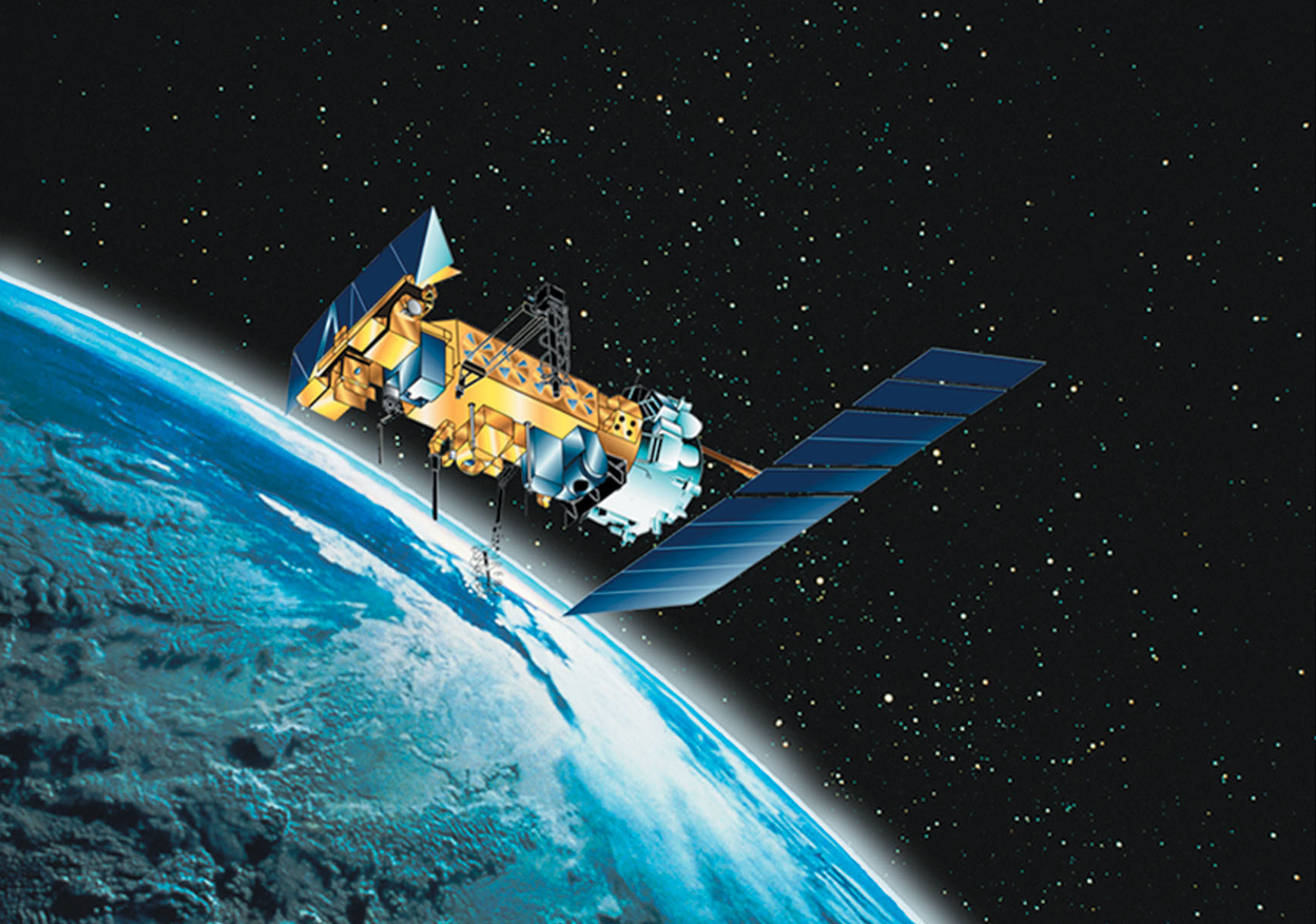 names of artificial satellites launched by India