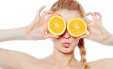 orange benefits for skin