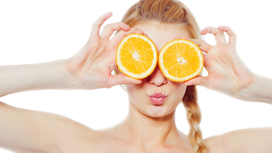 orange benefits for skin