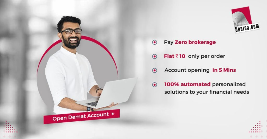 5 Paisa Demat account