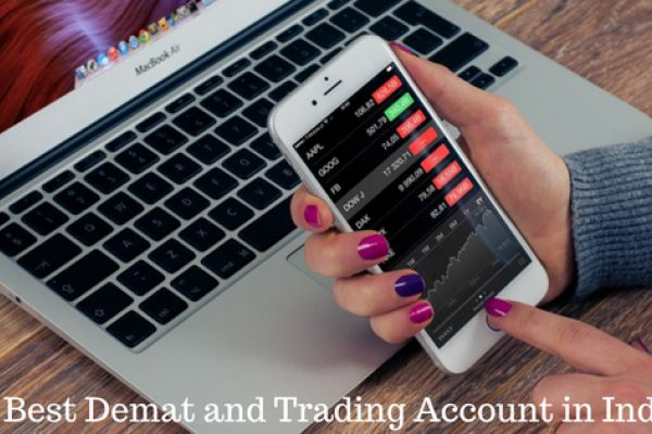 Best Demat Accounts In India