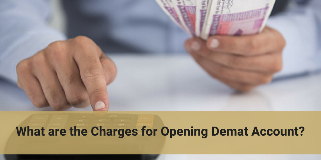 Demat Account Charges Of Different Banks