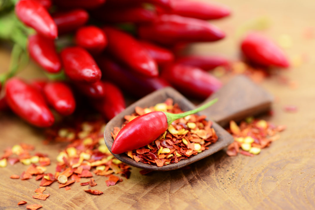 Eat Cayenne Pepper