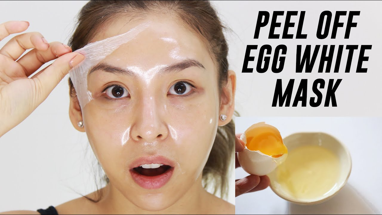 Egg Yolk Facial Mask