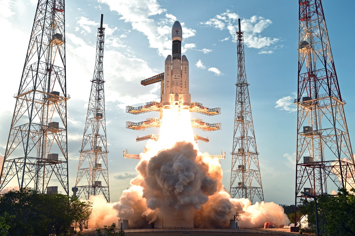 GSLV-Mk III Launch