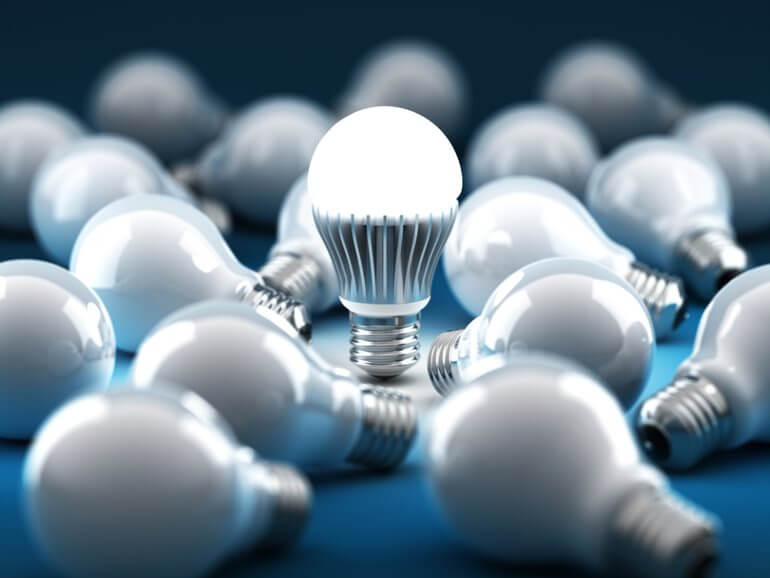 LED (Light-Emitting Diode) Light Manufacturing Business
