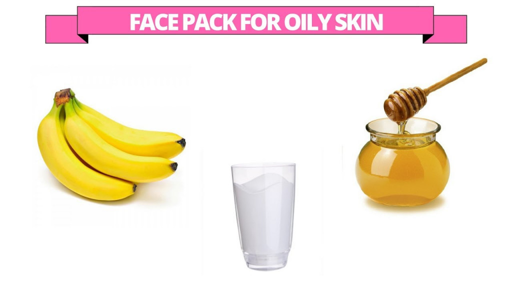 Milk and Banana Face Packs