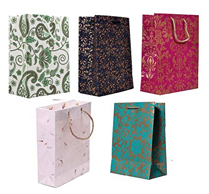 Multi-Colored Paper Bag Manufacturing Business