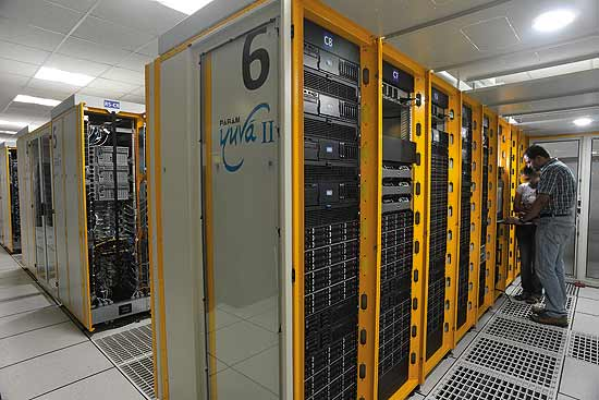 PARAM Indigenous Supercomputer