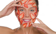 Strawberry For Skin Whitening