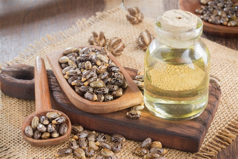 Vaseline And Castor Oil