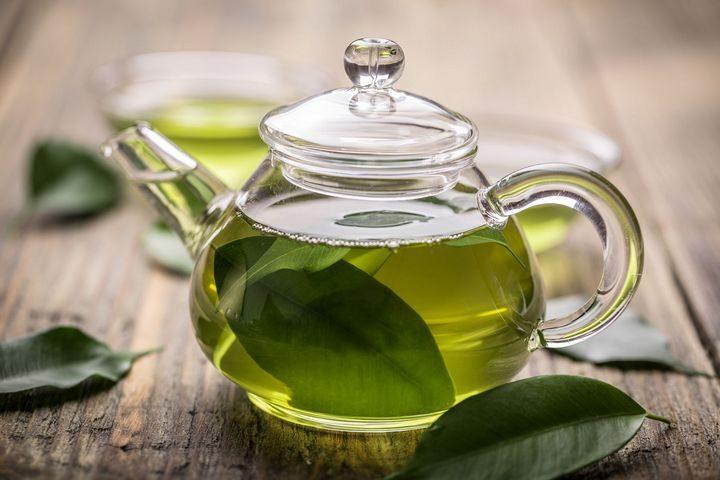 Vaseline And Green Tea