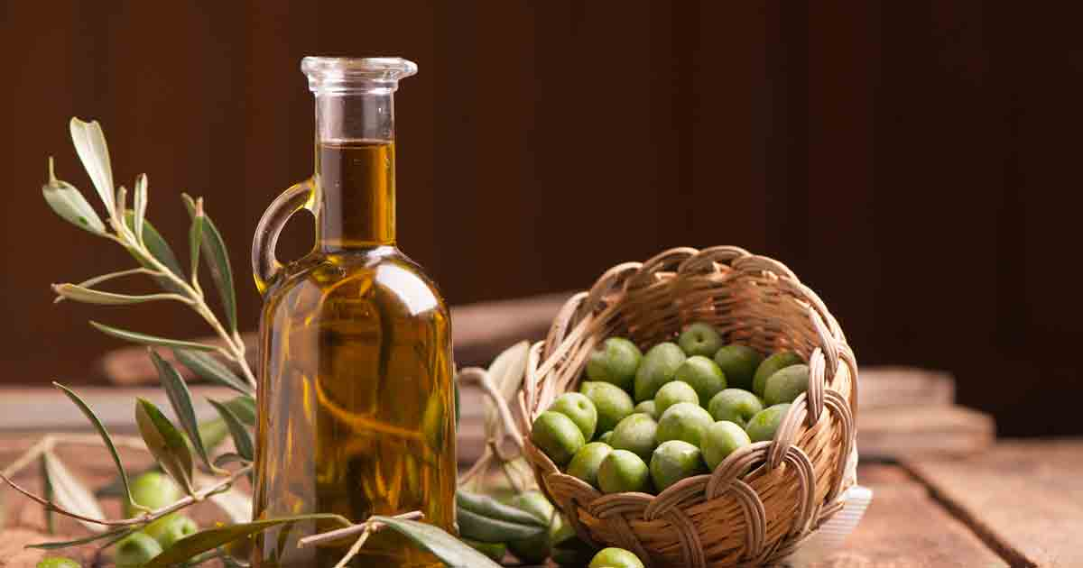 Vaseline And Olive Oil