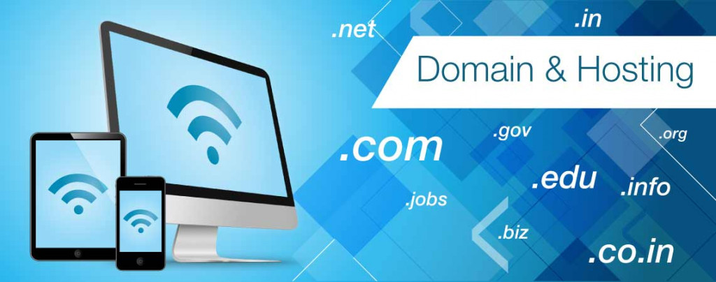 Connect Domain Name With Web Hosting Using The Name Server