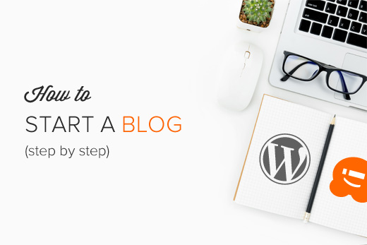 Create A Blog or Website Using WordPress