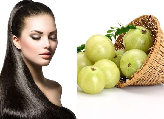Gooseberry Benefits For Hair Promotes Hair Growth