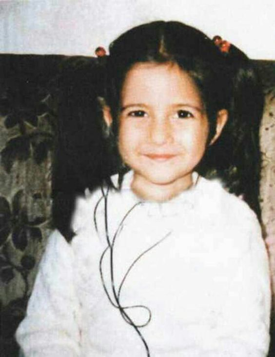 Katrina kaif Childhood