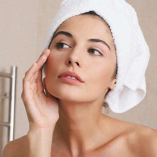 Removes Dry Skin Cells