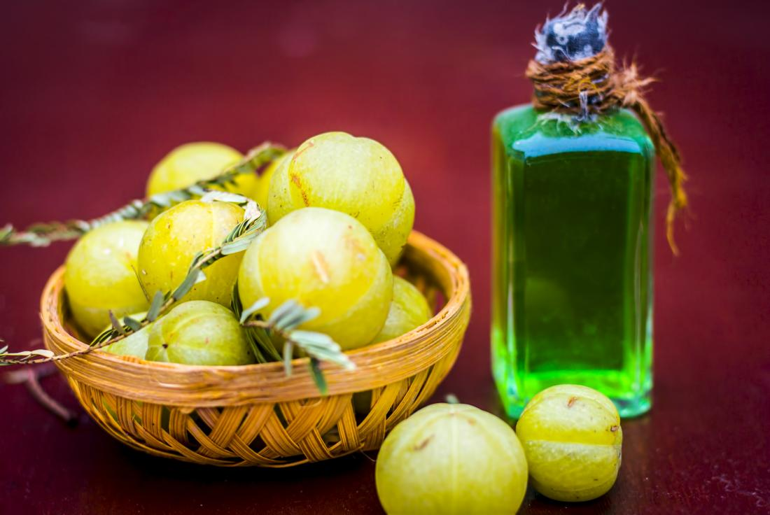 Use of Gooseberry as a Hair Tonic