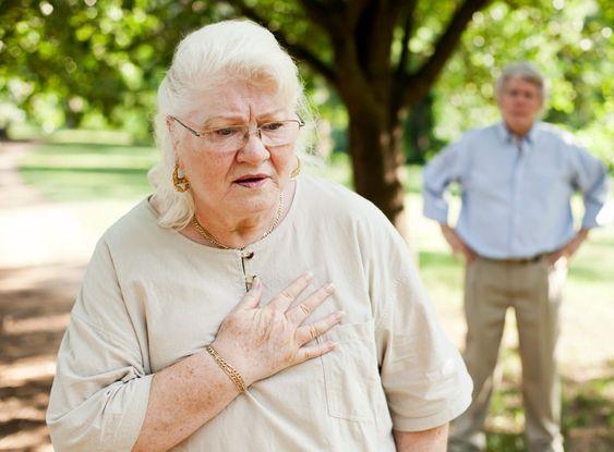 Symptoms of Heart Blockage