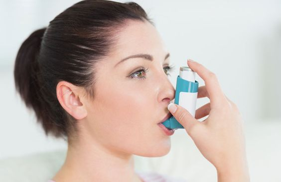 asthma treatment at home