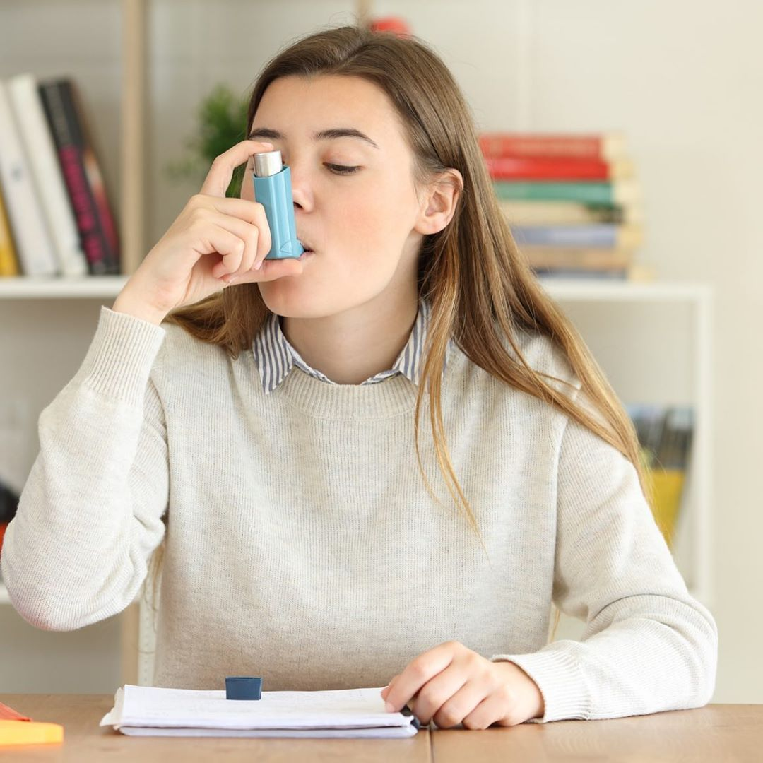 What Do You need to Do When You Have An Asthma Attack