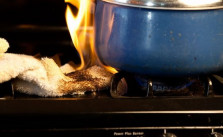 Cooking-Related Causes of House Fires