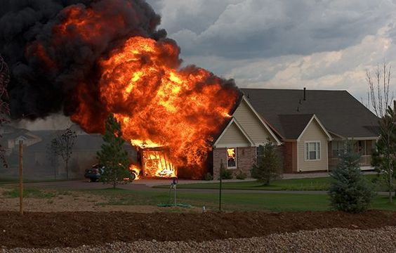 causes of house fires