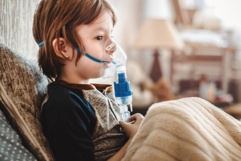 nebulizer side effects