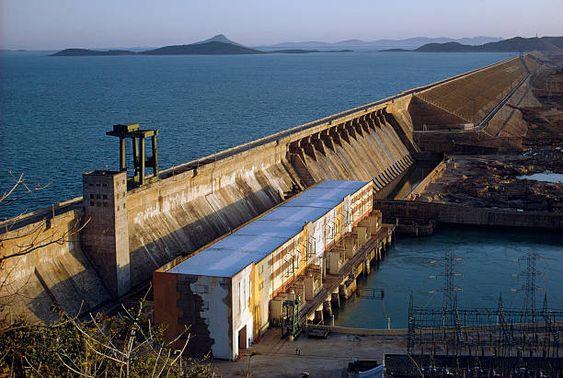 longest dam in India