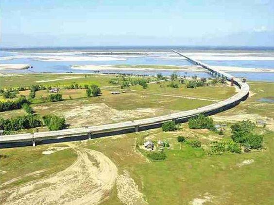 longest river bridge in India